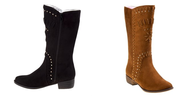 Cowboy Boots With Design