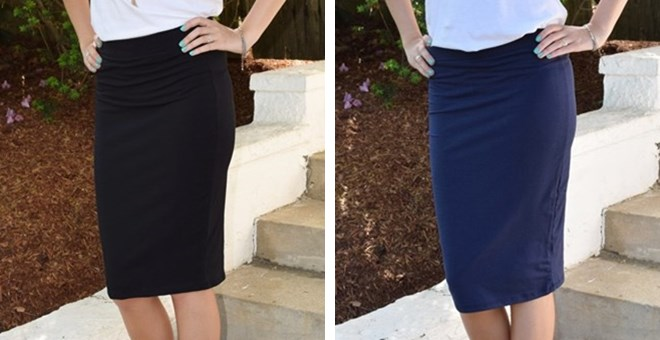 Pencil Skirts / 8 Colors