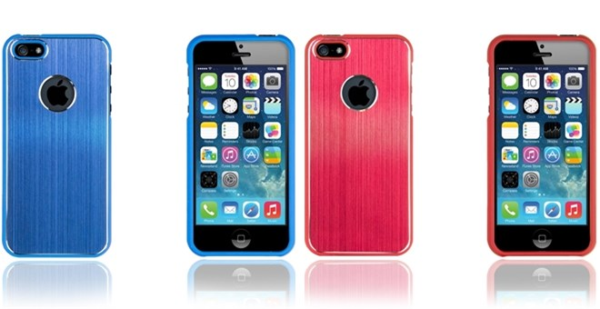 ... Corner Protective Metallic iPhone case for iPhone 4/4S , 5/5S : Jane