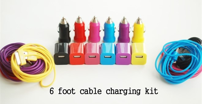 Foot Charging Cable For Iphone