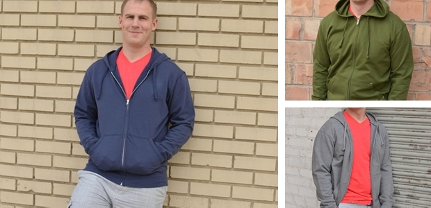 Lightweight Spring Hoodies for Your Man!