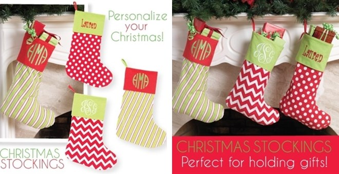 Christmas Personalized Stockings