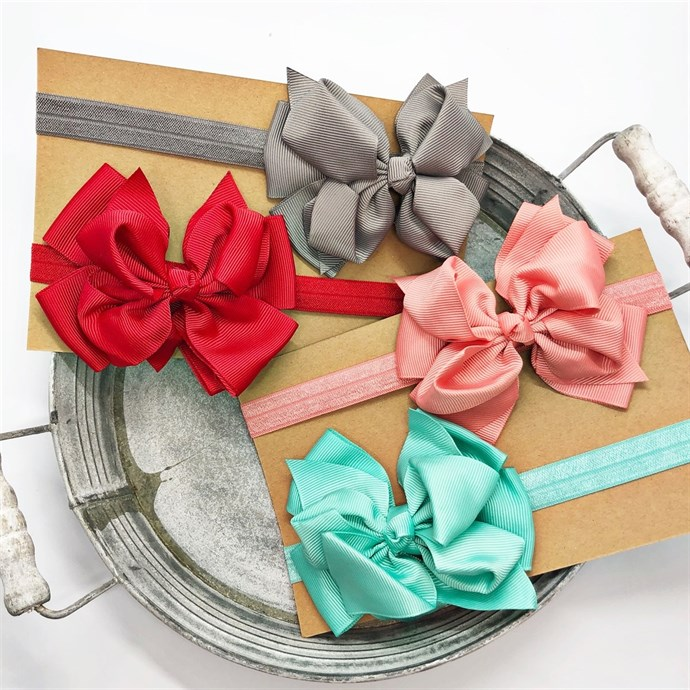 Jane: 4 Bow Headbands Only $2.99