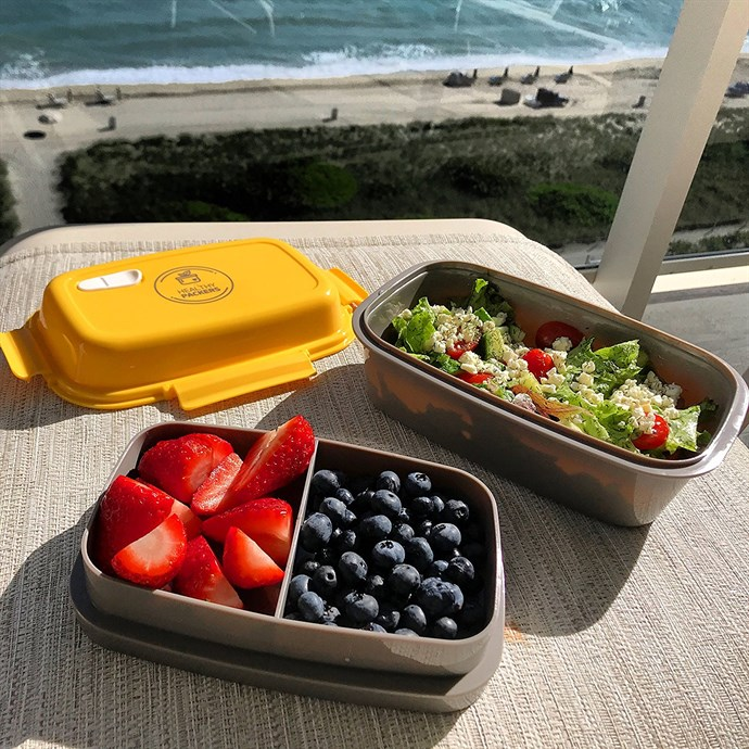 Versatile Lunch Box with Ice Pack Only $11.99
