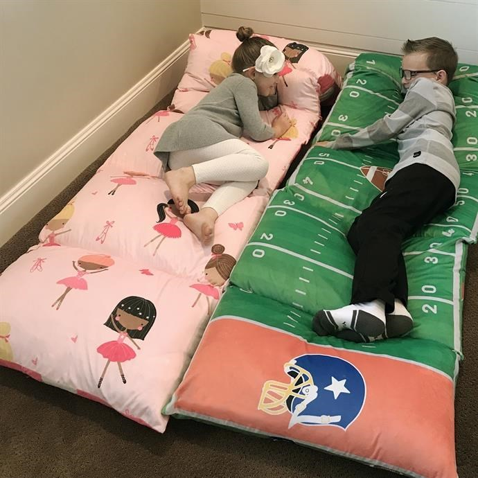 Minky Pillow Bed Covers Only $27.99