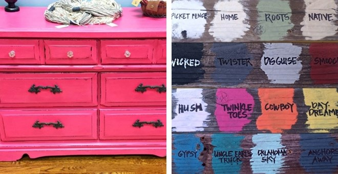 How To Paint With A Chalk Paint