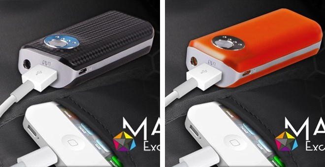 Extreme Charge 4400mah External Powerbank | Jane