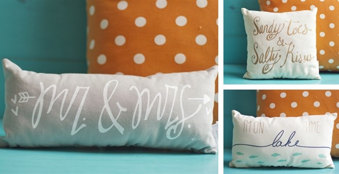 Accent Throw Pillows- 9 Options | Jane