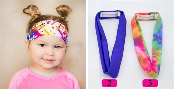 Mini Fit Chic Headbands!