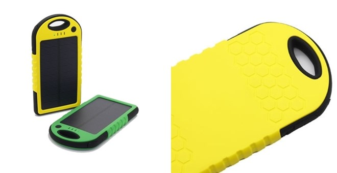 Waterproof Solar Charger | Jane