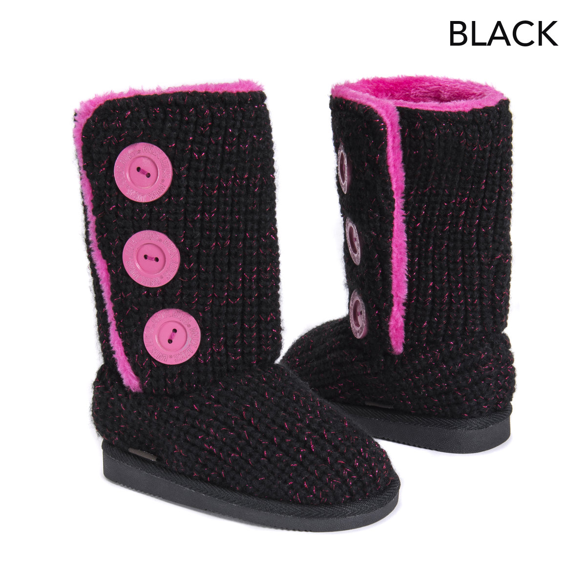 6177aad9d130 Jane is offering a great price on the MUK LUKS ® Girl s Malena Boots at  just  17.99 (reg  48) + FREE Shipping! I have read that these boots run on  the ...