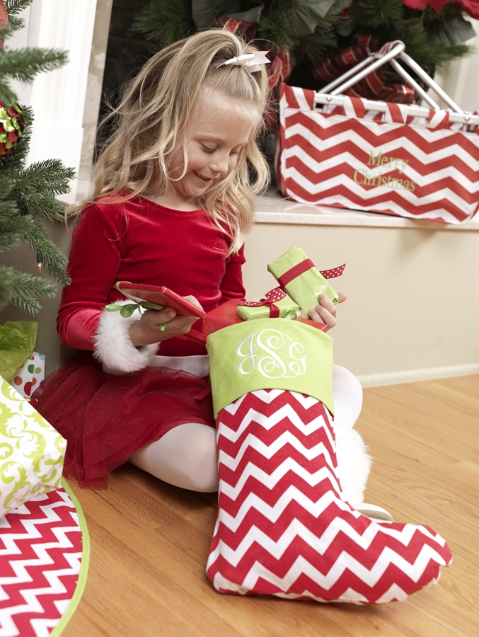 monogram christmas stockings u2013 burlap and canvas choices available jane