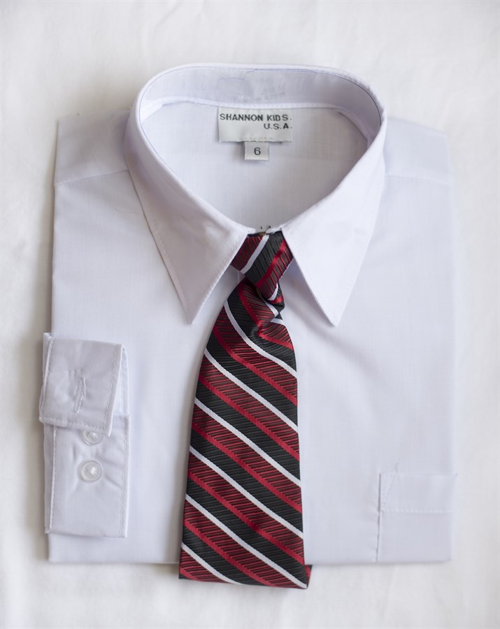 Oxford shirt tie combo 2t 16 jane for Oxford shirt with tie