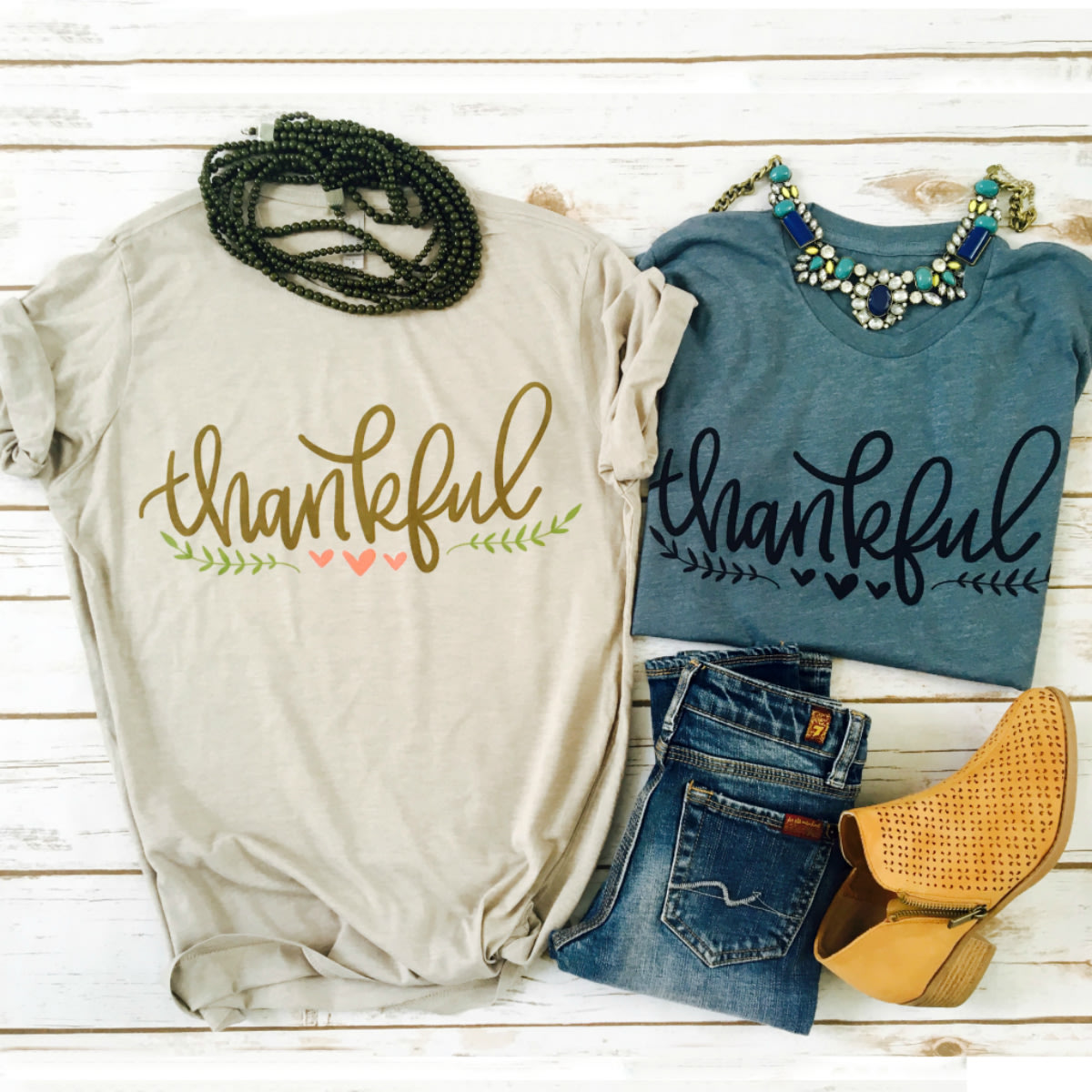 Fall Thankful Tees - $13.99 (R...