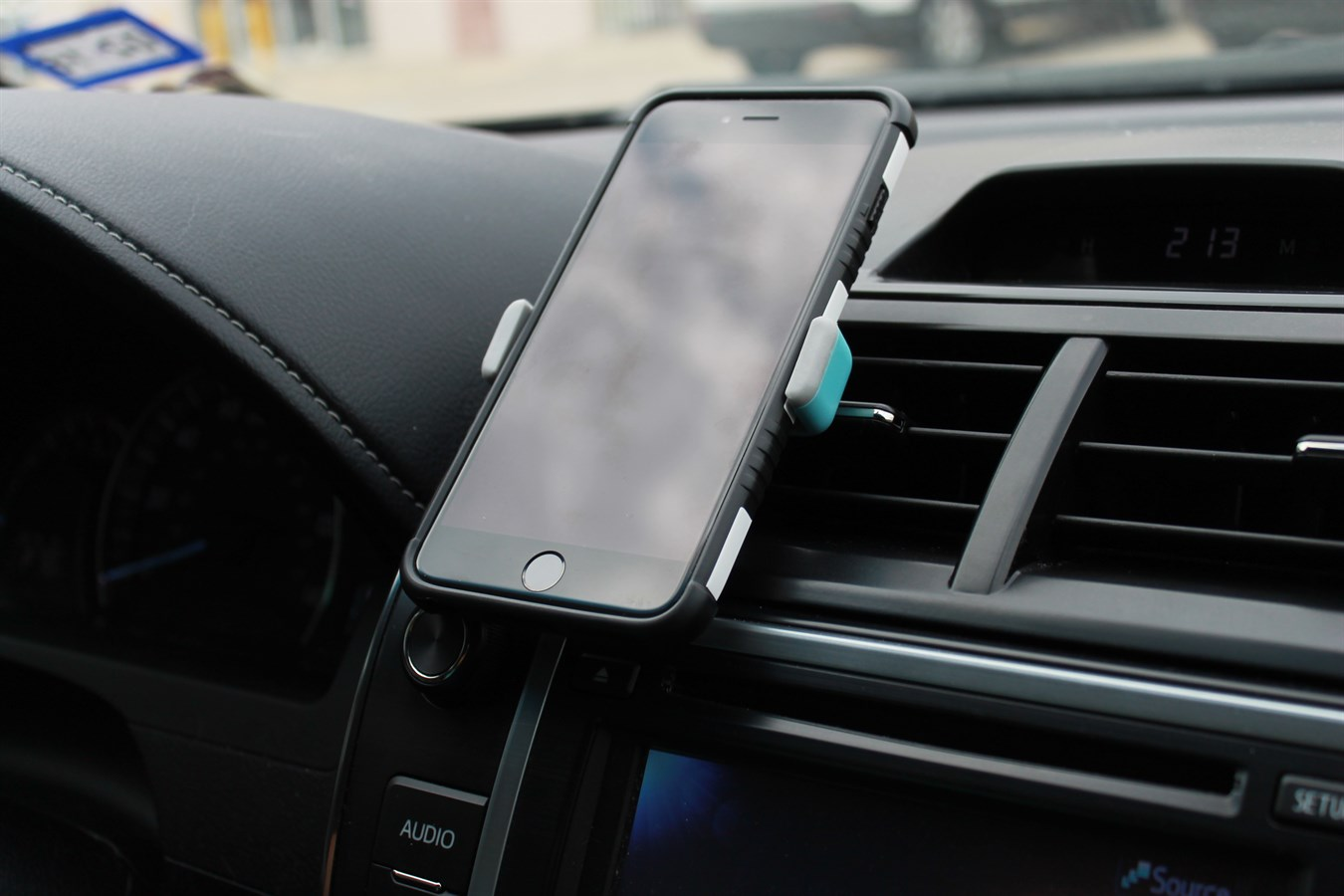 Portable auto vent holder iphone samsung jane - Porta iphone auto ...