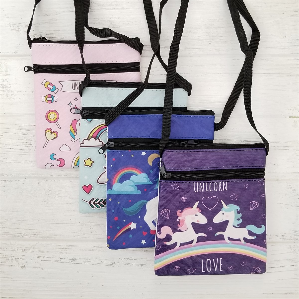 Mini Unicorn Messenger Bag