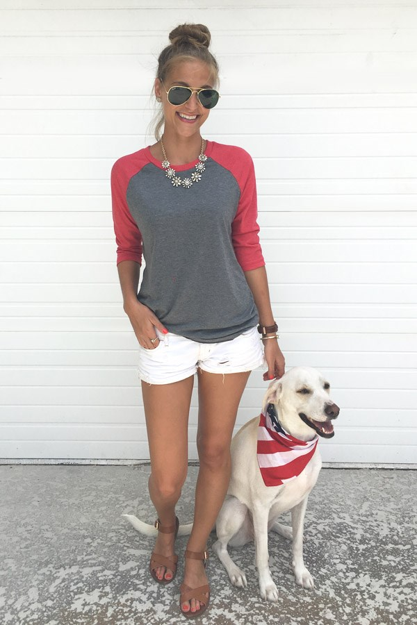 61d110e568a Cute Tunics & Raglans for $13.98 Or LESS Shipped! Sizes XS to 2XL ...