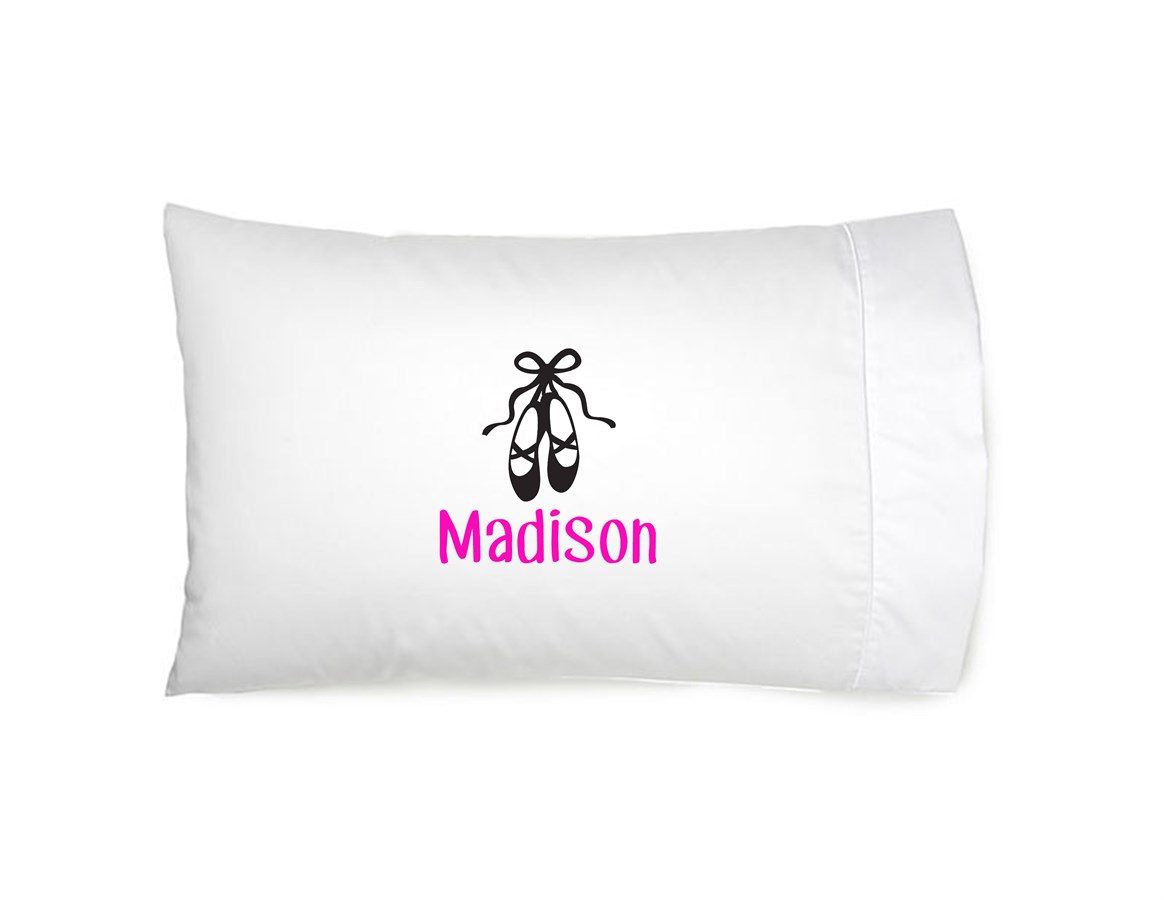 How To Make Cute Pillow Cases : Cute Kids Personalized Pillow Cases Jane