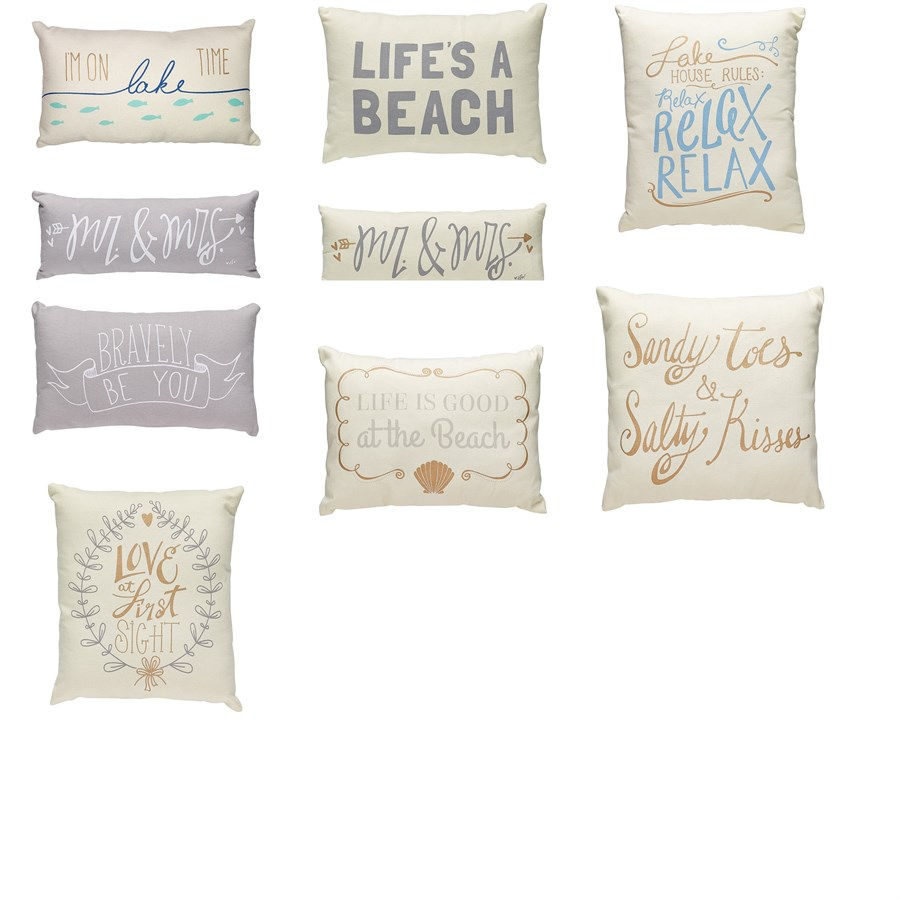 Throw Pillow Options : Accent Throw Pillows- 9 Options Jane